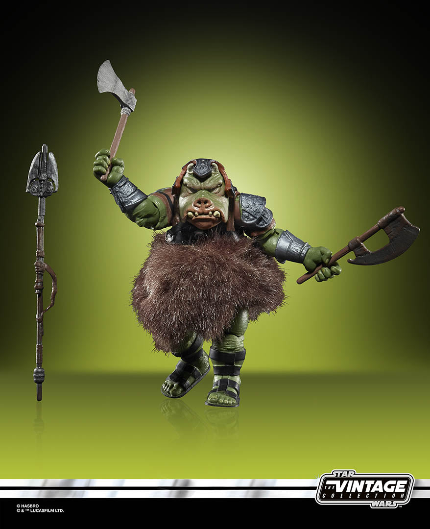 Star Wars The Vintage Collection Gamorrean Guard Action Figure Coming Soon