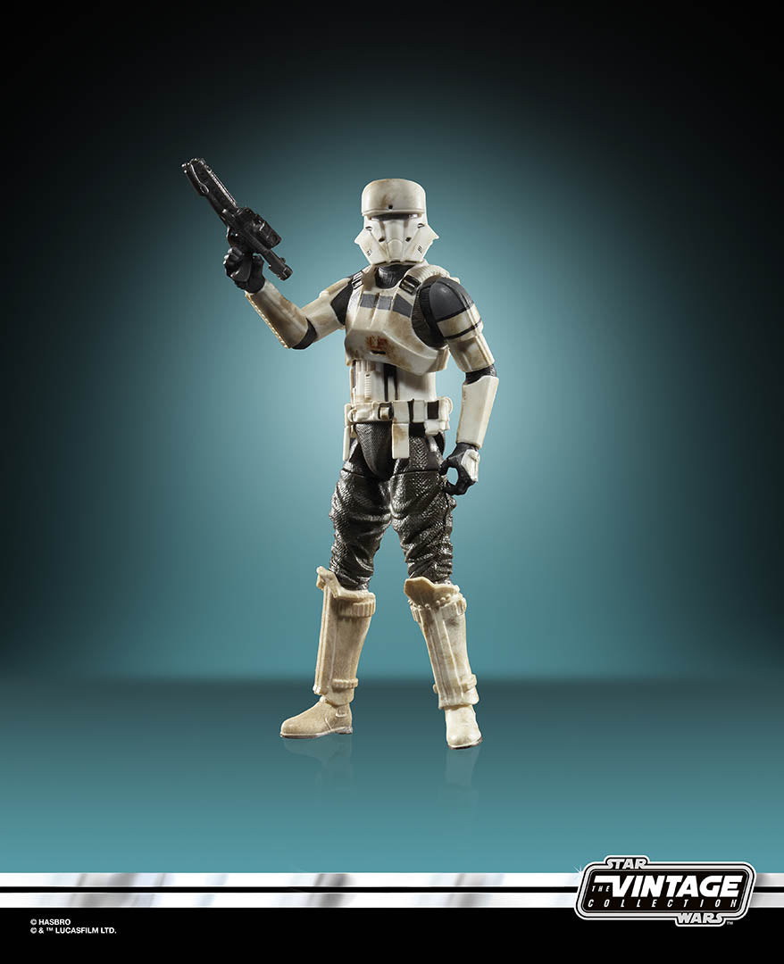 Star Wars The Vintage Collection Imperial Assault Tank Commander Action Figure Coming Soon