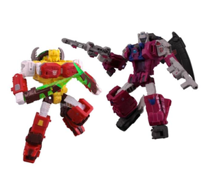 Transformers Takara Tomy LG-EX Exclusive Grotusque & Repugnus
