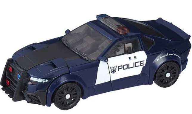 Transformers The Last Knight Deluxe Barricade
