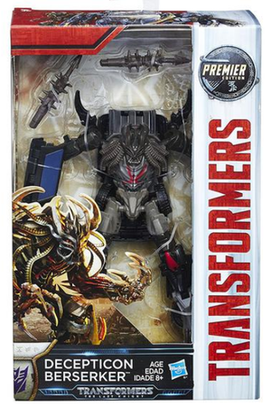 Transformers The Last Knight Deluxe Berserker