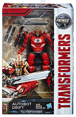 Transformers The Last Knight Deluxe Drift
