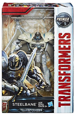 Transformers The Last Knight Deluxe Steelbane