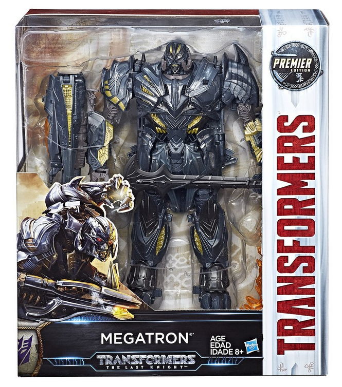 Transformers The Last Knight Leader Megatron