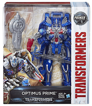 Transformers The Last Knight Leader Optimus Prime