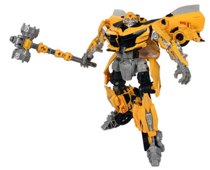 Transformers Movie Best Series MB-18 Warhammer Bumblebee