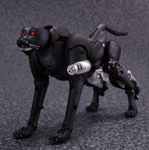 Transformers Takara Tomy Mp-34s Mastrpiece Shadow Panther