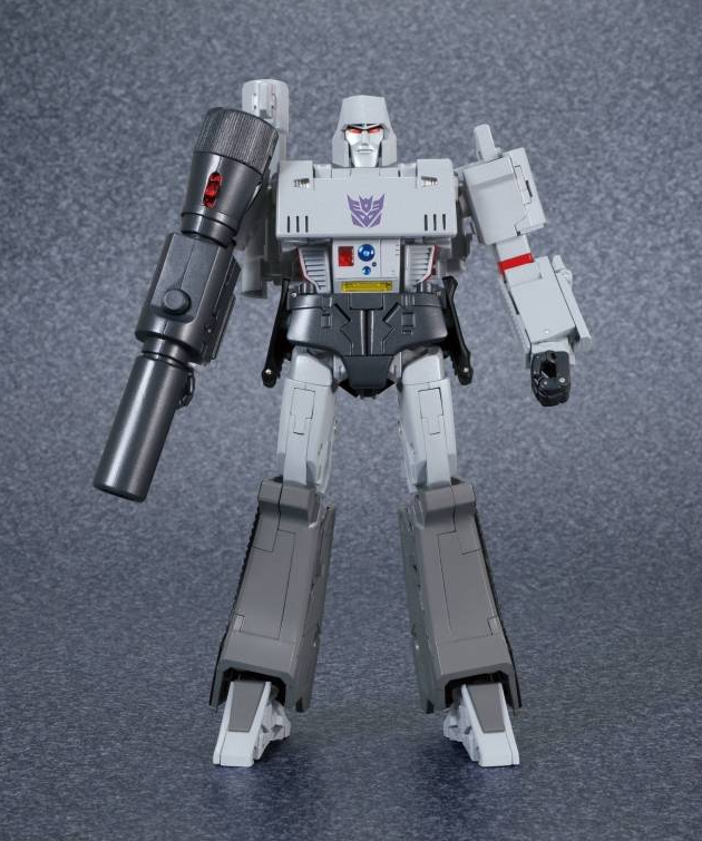 Transformers Takara MP-36 Masterpiece Megatron Re-Stock
