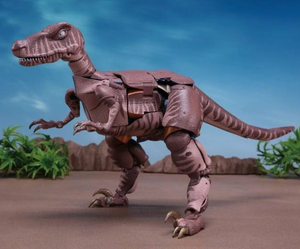 Transformers Takara Tomy MP-41 Masterpiece Dinobot Beast Wars