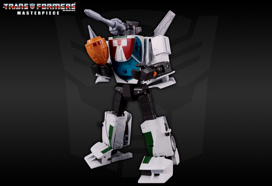 Transformers Takara MP-20+ Masterpiece Wheeljack