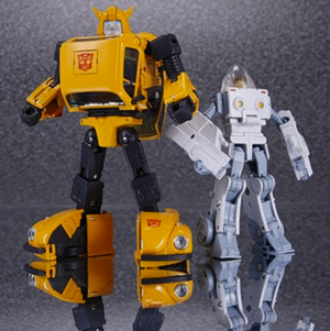 Transformer Takara Tomy Masterpiece MP-21 Bumblebee Reissue