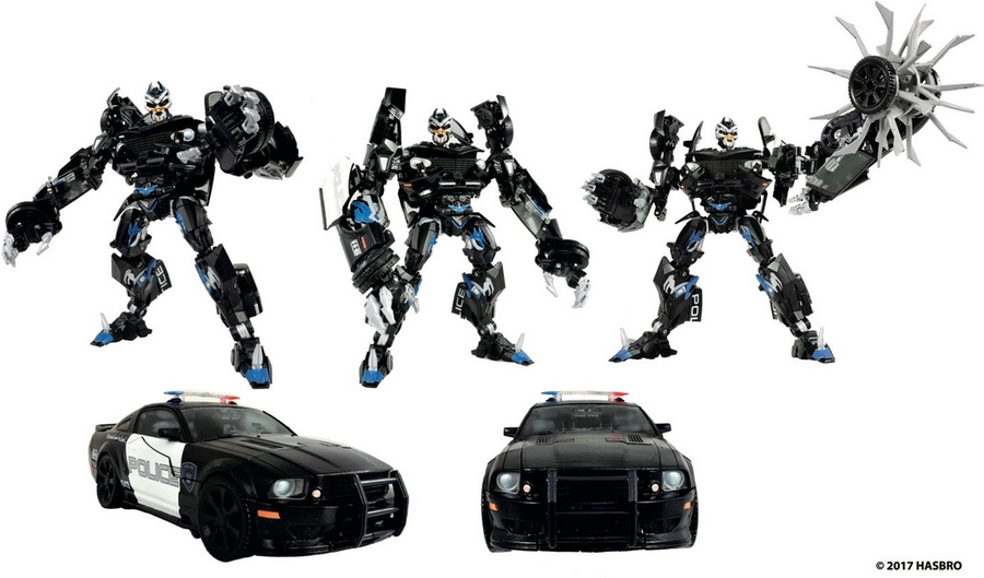 Transformers Takara Masterpiece Movie Series Barricade MPM-05