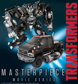 Transformers Takara Masterpiece Movie Series Ironhide MPM-06 Pre-Order