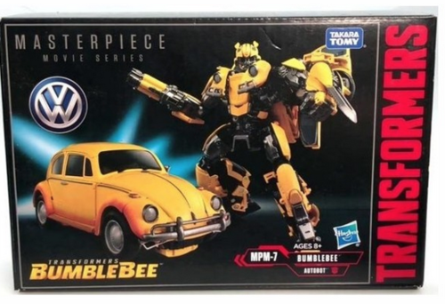 Transformers Takara Masterpiece Movie Series Bumblebee MPM-07