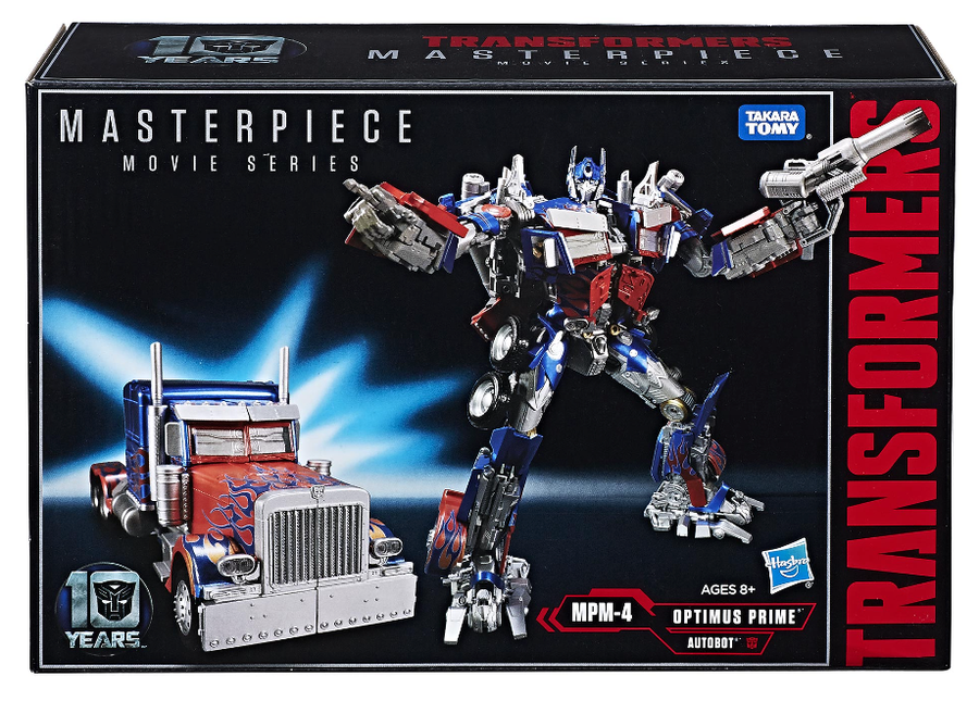 Transformers Takara Masterpiece Movie Series Optimus Prime MPM-04