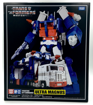 Transformers Takara Tomy Masterpiece MP-22 Ultra Magnus Reissue