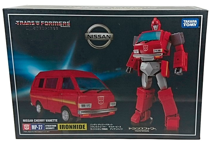 Transformers Takara Tomy Masterpiece MP-27 Autobot Ironhide