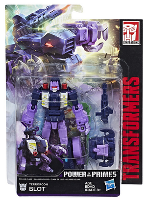 Transformers Power Of The Primes Wave 3 Deluxe Terrorcon Blot
