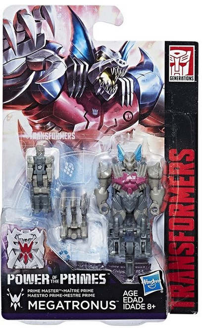 Transformers Power Of The Primes Wave 3 Master Megatronus