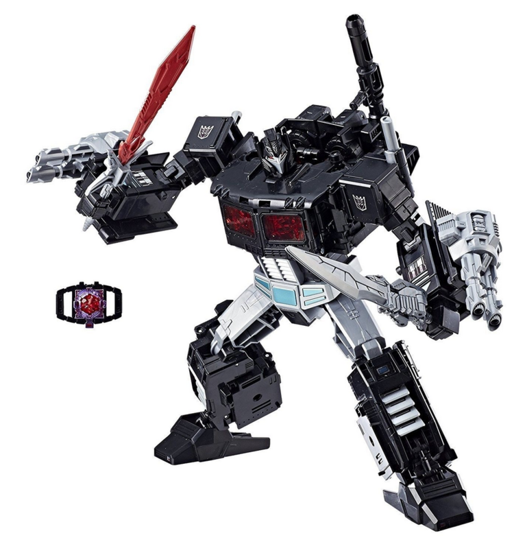 Transformers Power of the Primes Exclusive Nemisis Prime Pre-Order