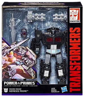 Transformers Power of the Primes Exclusive Nemisis Prime