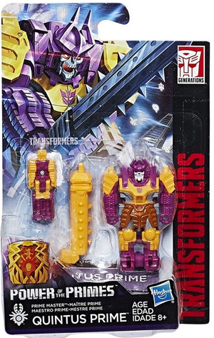 Transformers Power Of The Primes Wave 3 Master Quintus Prime