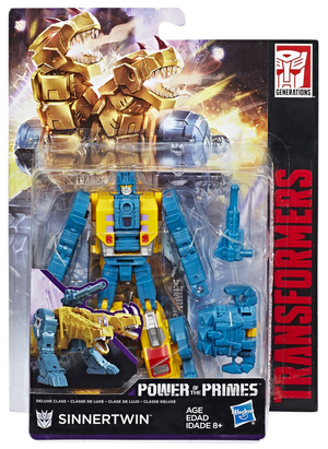 Transformers Power Of The Primes Wave 3 Deluxe Terrorcon Sinnertwin
