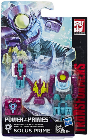 Transformers Power Of The Primes Wave 3 Master Solus Prime