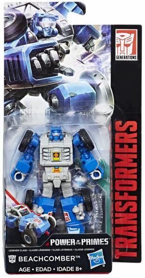 Transformers Power Of The Primes Legend Beachcomber