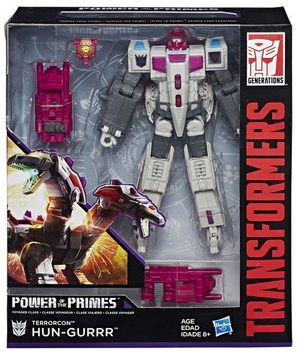 Transformers Power Of The Primes Voyager Terrorcon Hun-Gurrr