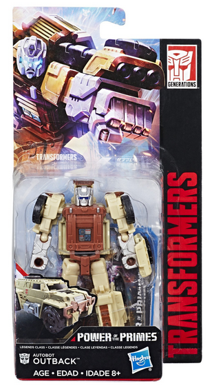 Transformers Power Of The Primes Wave 3 Legends Outback