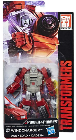 Transformers Power Of The Primes Legend Windcharger