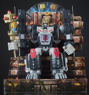 Transformers Power of the Primes SDCC Exclusive Throne Of Primes Box Set