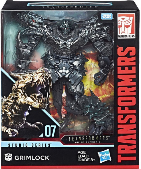 Transformers Studio Series Leader Grimlock Action Figure