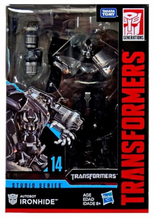 Transformers Studio Series Voyager Ironhide Action Figure