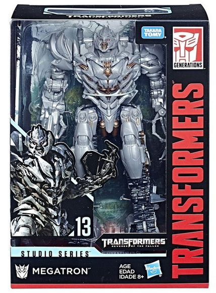 Transformers Studio Series Voyager Megatron Action Figure