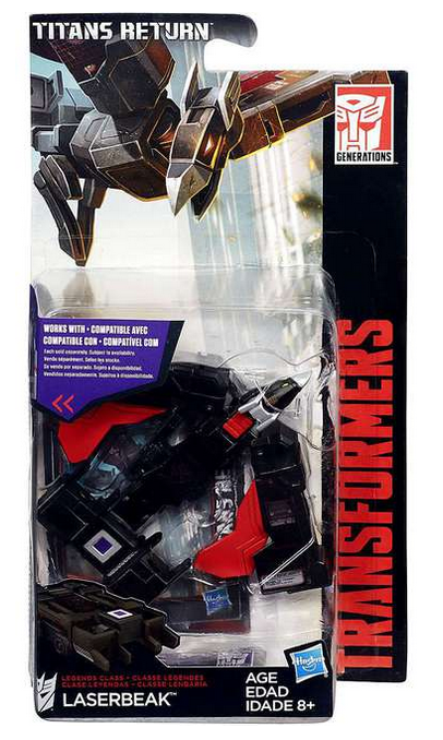 Transformers Titans Return Legend Class Laserbeak