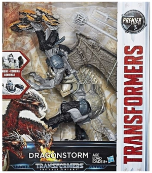 Transformers The Last Knight Leader Dragonstorm