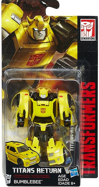Transformers Titans Return Legend Class Bumblebee