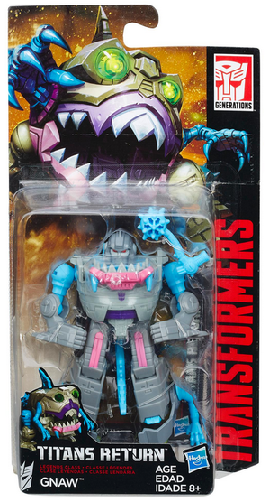 Transformers Titans Return Legend Class Gnaw