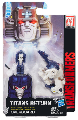 Transformers Titans Return Master Overboard