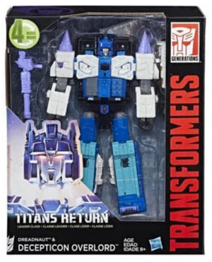 Transformers Titans Return Leader Class Decepticon Overlord