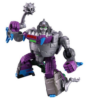 Transformers Takara Tomy LG-44 Sharkticon & Sweeps