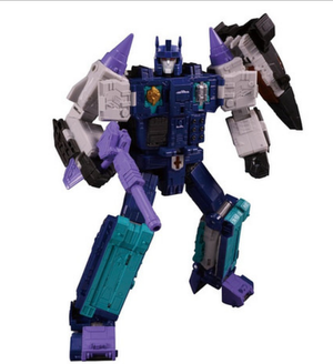 Transformers Takara Tomy LG-60 Overlord