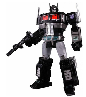 Transformers Takara Tomy Masterpiece MP-10B Black Convoy Optimus Prime