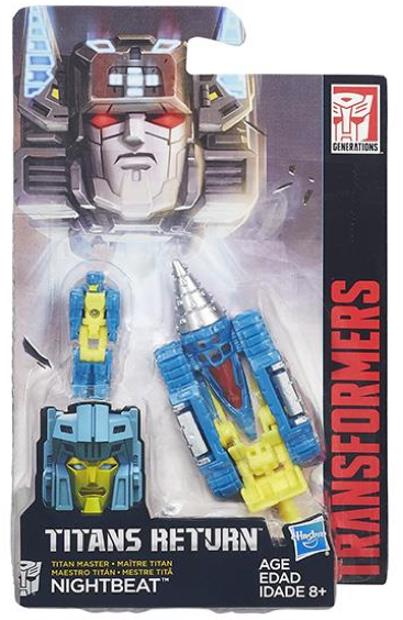 Transformers Titans Return Master Nightbeat