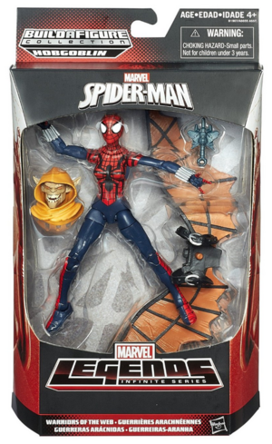Marvel Legends Spider-Man Series Spidergirl Action Figure