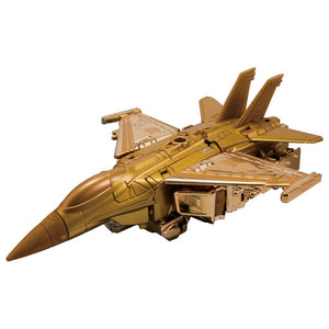 Transformers Takara Tomy Starscream Golden Lagoon
