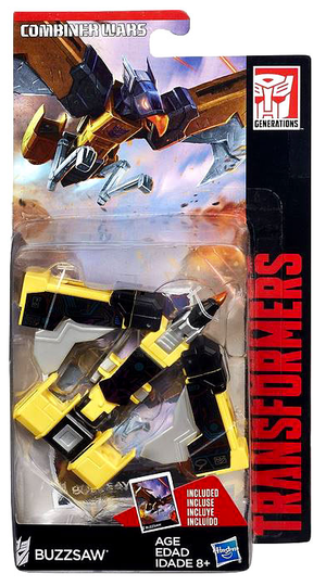 Transformers Combiner Wars Legends Figure Decepticon Buzzsaw