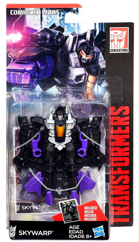 Transformers Combiner Wars Legends Figure Decepticon Skywarp The